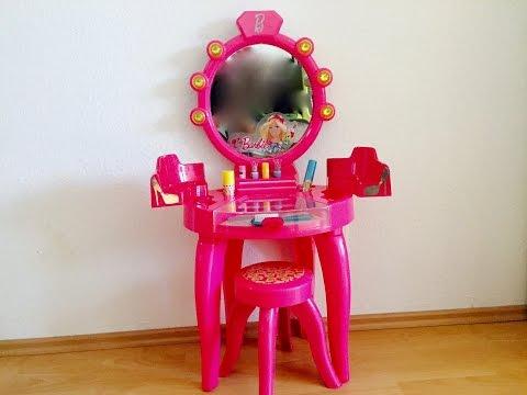 Barbie  Vanity Princess  Dressing Table Play Set*Barbie Schminktisch