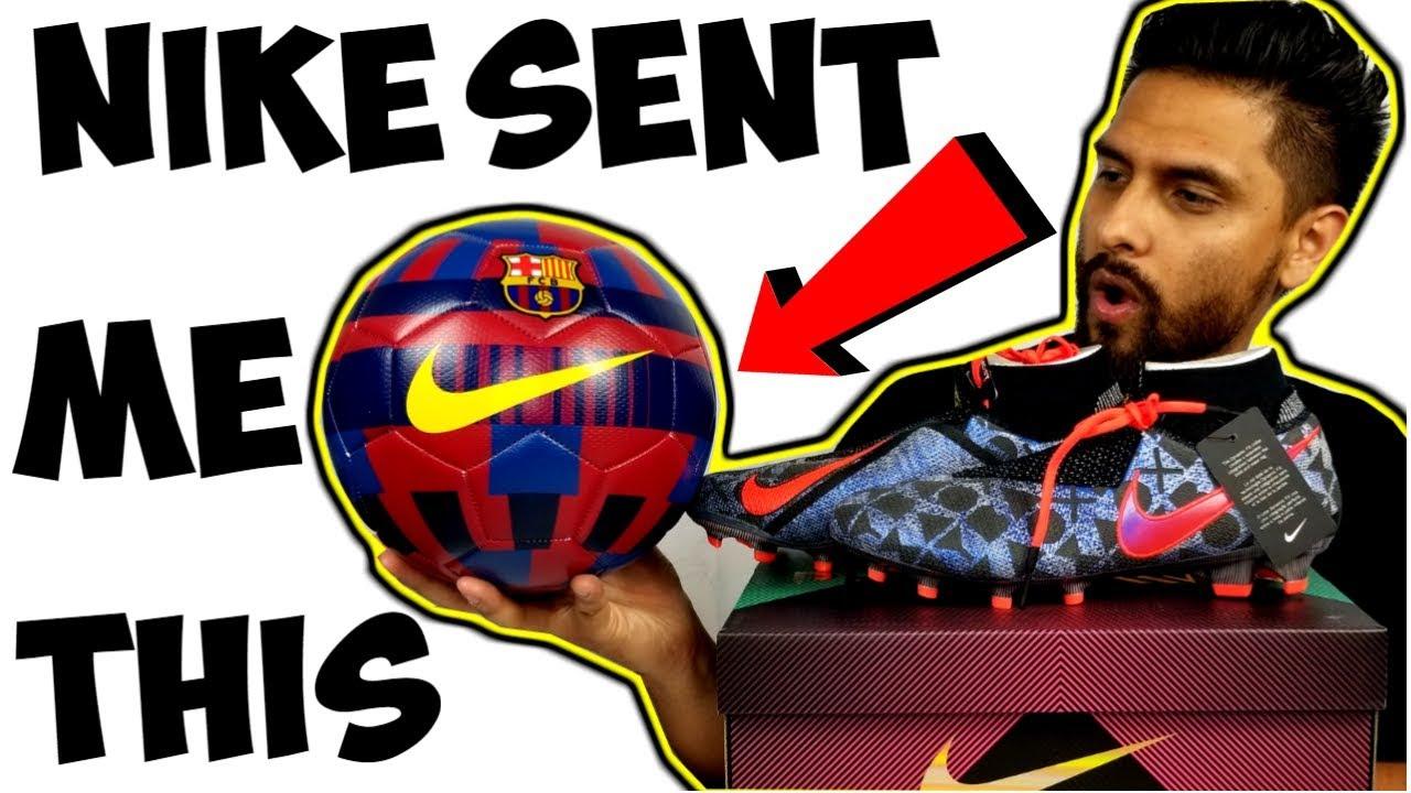 e24075f3785a Unboxing: Nike Phantom Vision (VSN) x EA Sports FIFA 19 | LIMITED ...