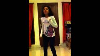 Farah saufika - i'm the best 2ne1 - dance - entertaiment -