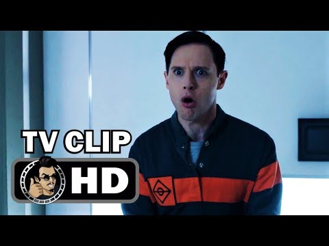 DIRK GENTLY Official Season 2 Clip (HD) Samuel Barnett/Elijah Wood Series