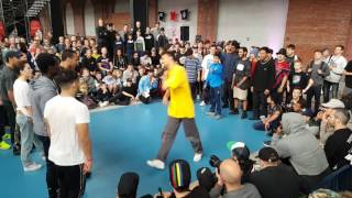 pacpac Kill the beat unbreakable 2016