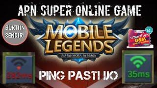 APN SMARTFREN SUPERGAME | Online Game Auto Pro Player
