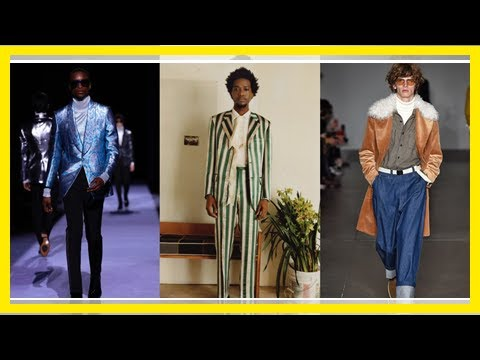 At New York Fashion Week: Men's, Immigrants, Bitcoin and a Bid for Relevancy