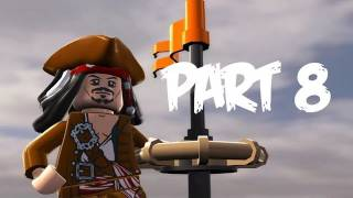 Lego Pirates of the Caribbean: Walkthrough Part 8 - Let