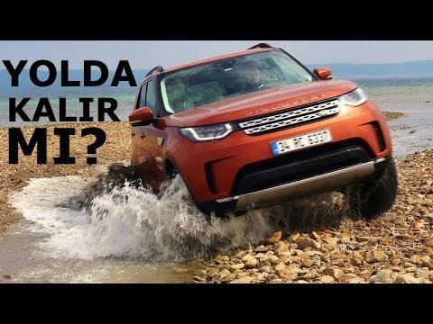 Test - Land Rover Discovery | Her Zeminde Zorladık!