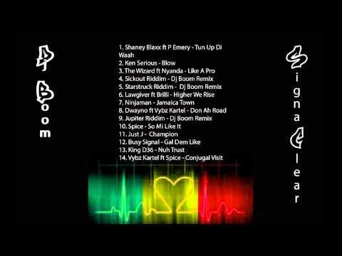Dj Boom Mixtape  Dem Ah Who Vol 2