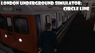 London Underground Simulator Edgware Road (Circle Line) to Hammersmith