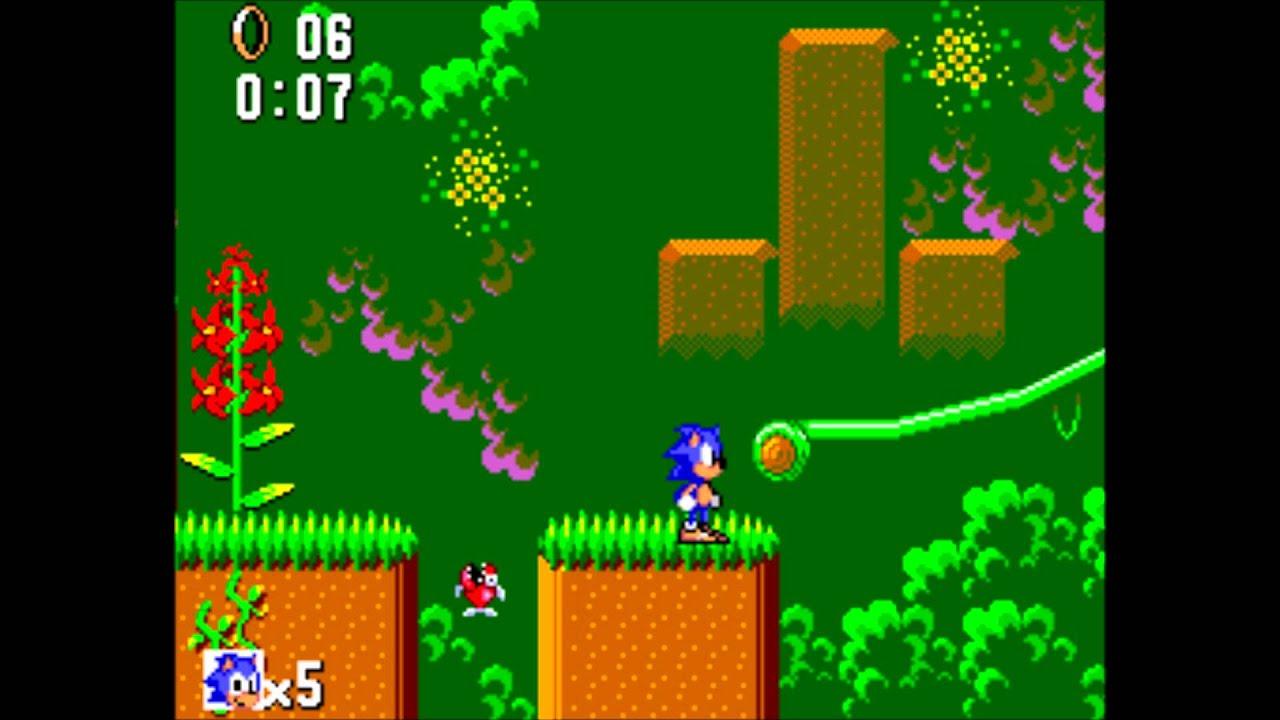 Resultado de imagem para sonic 1 master system jungle zone