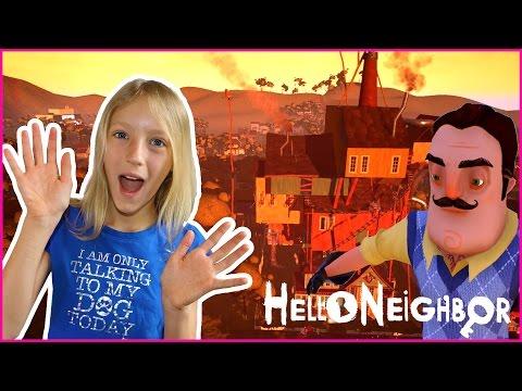 Neighbour has NEW SECRETS !?! Hello Neighbor alpha 4 is out!
