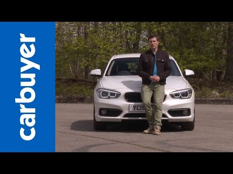 BMW 1 Series hatchback review - Carbuyer