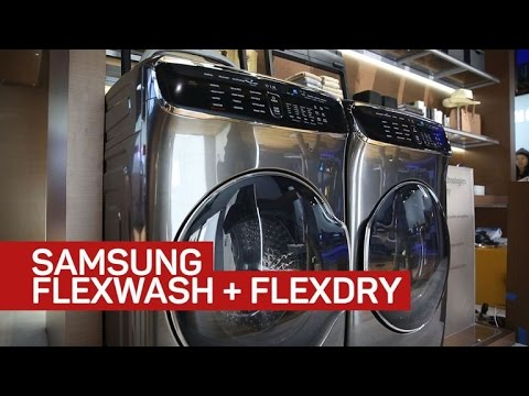 craziest washer and dryer yet