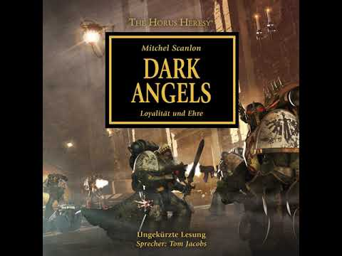 Dark Angels YouTube Hörbuch Trailer auf Deutsch