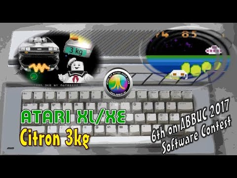 Atari XL/XE -=Citron 3kg=-
