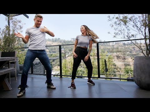 Derek Hough On Touring & Dancing  Life in Motion