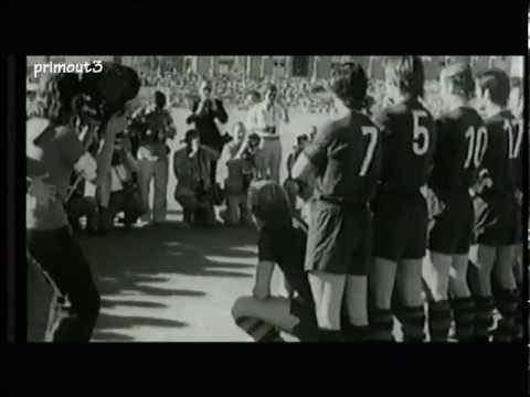 Johan Cruyff contra Franz Beckenbauer 1/3