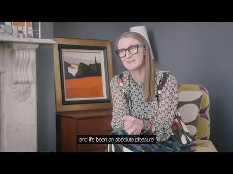 Jaspal X Orla Kiely - Interview (1 Of 3)