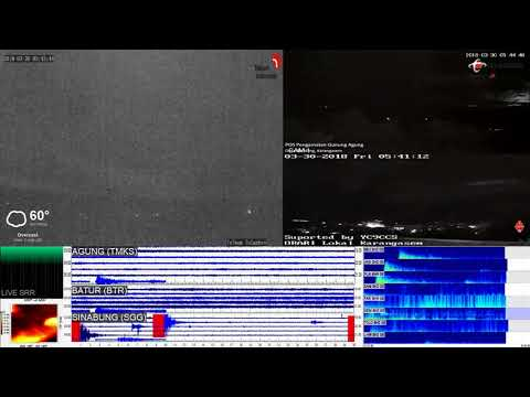 30/03/2018 - Earthquake M7 Papua New & Lombok M4.8