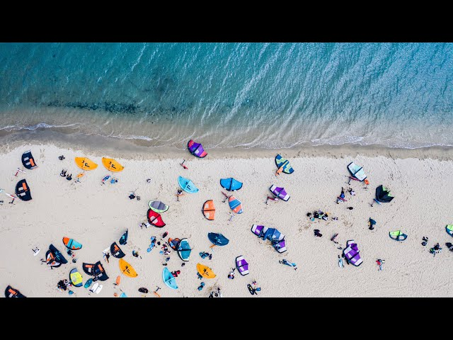 GWA Wingfoil World Cup Leucate 2021 | Grand Finale of the Surf-Race & Surf-Freestyle disciplines