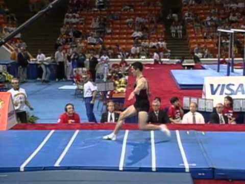 1996 U.S. Gymnastics Championships - Men - Full Broadcast
