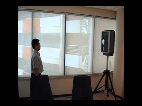 2 Meter Iris Recognition - Live Demo at iD1
