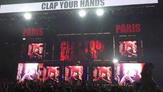 David Guetta | Listen Tour @ AccorHotels Arena Paris Bercy | Clap Your Hands