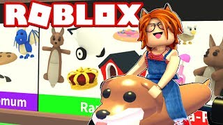 *NEW* WE PURCHASE ADOPT ME LEGENDARY TOYS on ROBLOX 😱