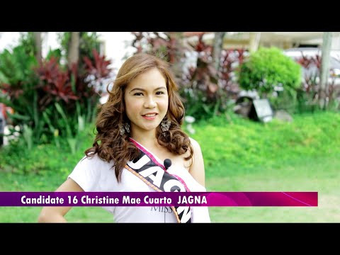 Miss Jagna Invitation to Miss Bohol Coronation Night on July 19, 2014