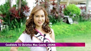 Miss Jagna Invitation to Miss Bohol Coronation Night on July 19, 2014