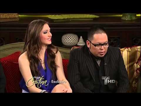 Pa' lante con Cristina-Especial con La Familia Quintanilla 02/04/2012.