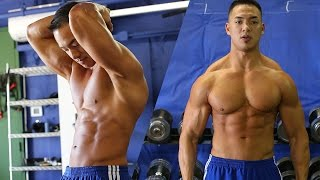 Ripped Chest And Back Routine