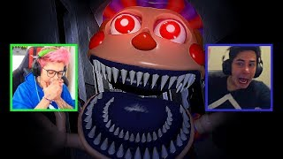 NOVO FIVE NIGHTS AT FREDDYs NOVOS ANIMATRONICS