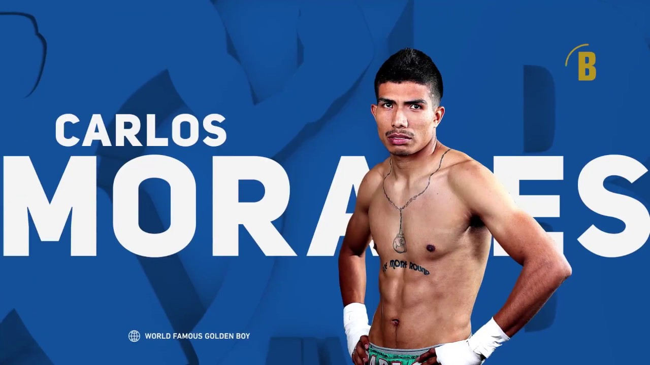 Golden Boy Fight Night: Carlos Morales Highlights
