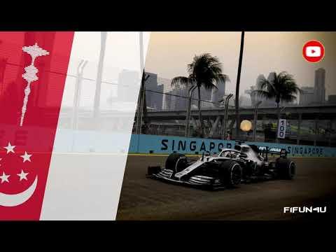 Lewis Hamilton UNHEARD team radio after Q3 Singapore 2019!