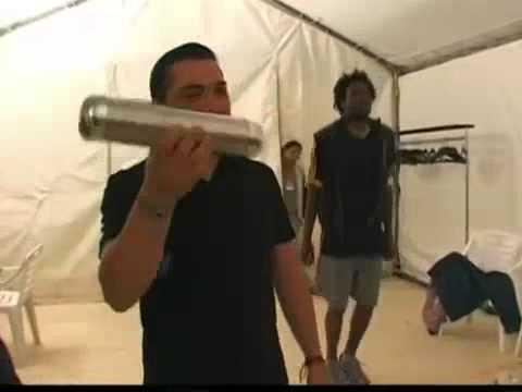 Manu Chao-Babylon's Fever 2001 -  Machine Gun