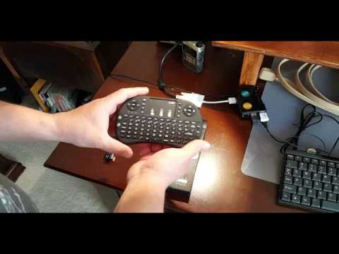 Wireless Keyboard For My Raspberry Pi By LiiR