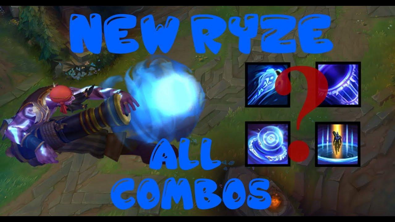 Ryze Rework 2016