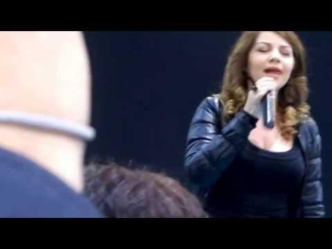 Cristina D'Avena - Always Pokèmon - 30 e poi... Live - Castano Primo (25-05-13)