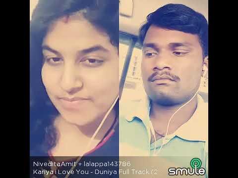 Duniya vijay super hit song Kariya i love you