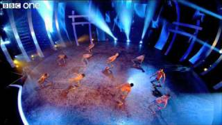 'It's a Man's Man's Man's World' - So You Think You Can Dance 2011 - Showcase Special - BBC One