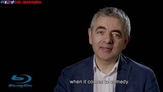 Johnny English Strikes Again (2018) Blu-ray™ Disc   Special Features