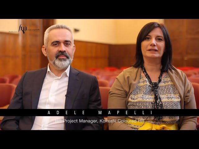 Adele Mapelli e Davide Boccardo - Smart working e risorse umane