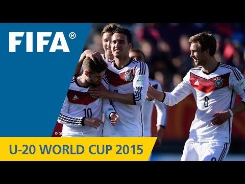 Germany v. Fiji - Match Highlights FIFA U-20 World Cup New Zealand 2015