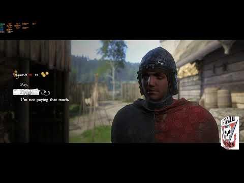 1440p Gameplay Kingdom Come: Deliverance PC |
