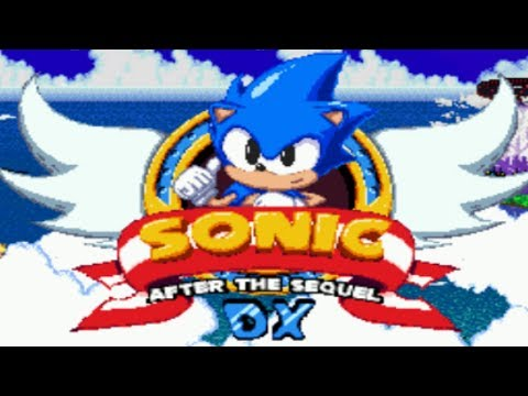 Sonic After the Sequel DX: Classic Mode - Horizon Heights