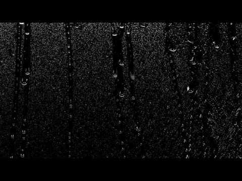 ФУТАЖ Капли дождя на стекле (маска)