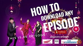 Kapil Sharma Episode86 | How to Download Any Episodes of Kapil Sharma | Kapil Sharma Show Season 2 |