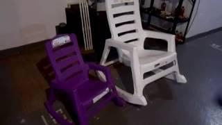 Big Easy Vs Lil' Easy Rocking Chairs