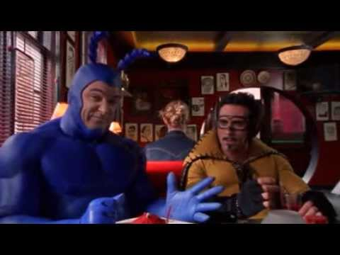 The Tick 2001 Episode 7   The Funeral11