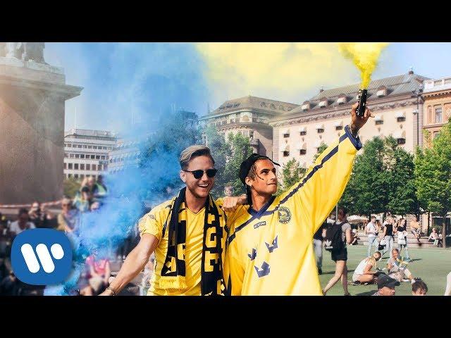 Samir & Viktor - Put Your Hands Up för Sverige (feat. Anis Don Demina) (Lyric Video)