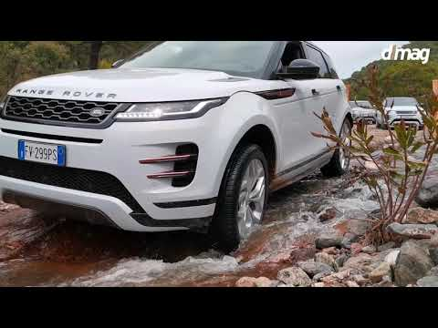 2020 Range Rover Evoque first drive review: Crisper crossover